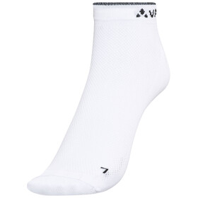 VAUDE Bike Footies Socks white